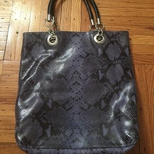 Cynthia Rowley Leather Tote!
